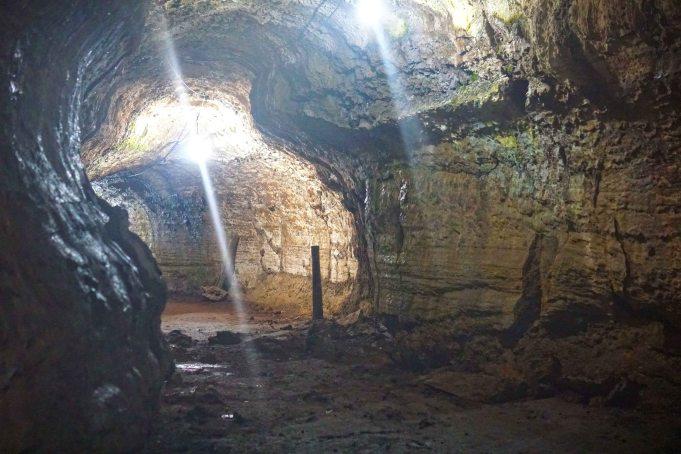 lava tunnel sm