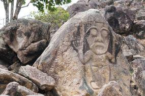 39 rock carving sm