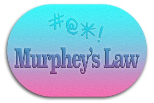 murpheys law button
