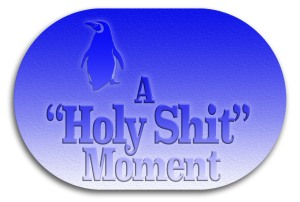 penguins holy shit